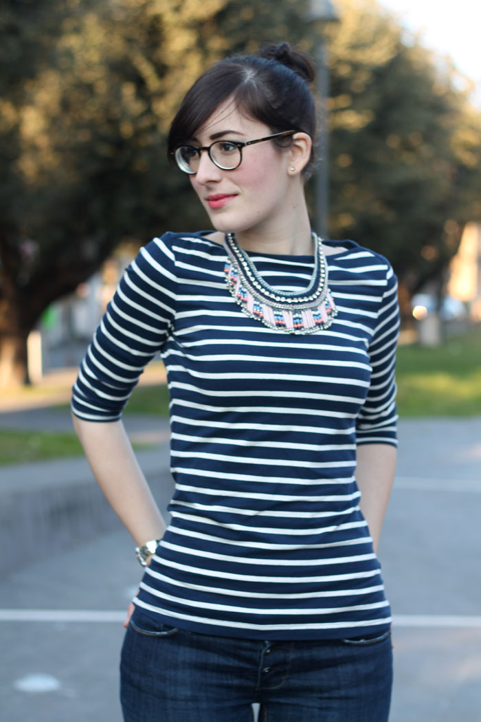 outfit-alla-marinara-primavera-trench-lidl-skinny-jeans-mocassini-4