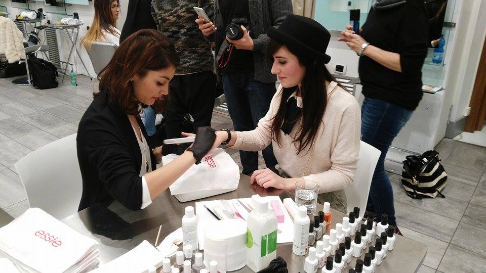 accademia l'oréal roma wet domination hairstyle tendenze moda capelli 2015