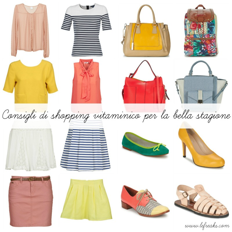 consigli shopping primavera 2015 spartoo