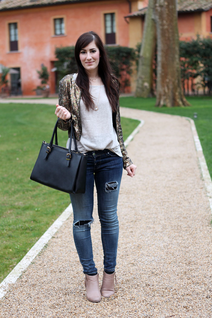 outfit-casual-giacchetto-billabong-paillettes-skinny-jeans-3