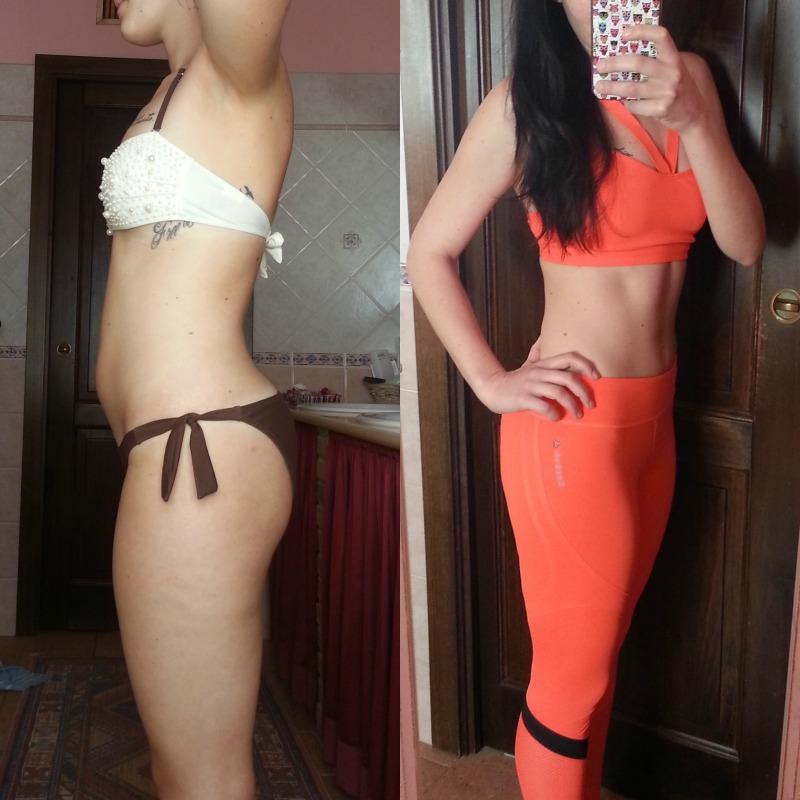 bikini-body-guide-italiano-kayla-itsines-risultati-foto-prima-dopo-federica-orlandi-fedelefreaks-10