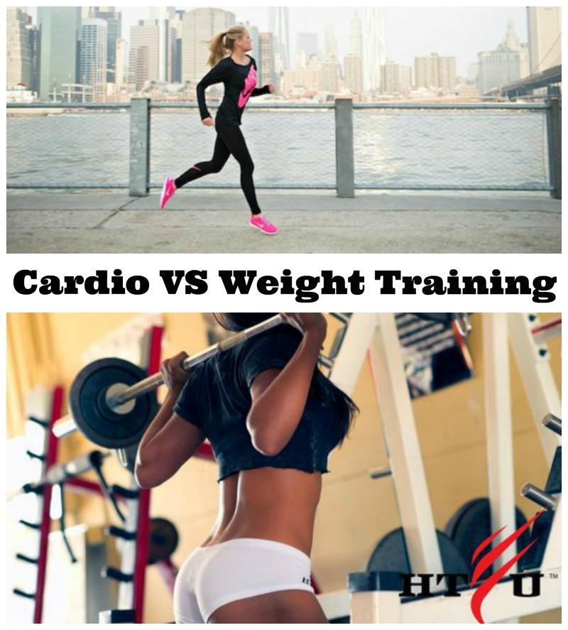 perdere peso facendo pesi