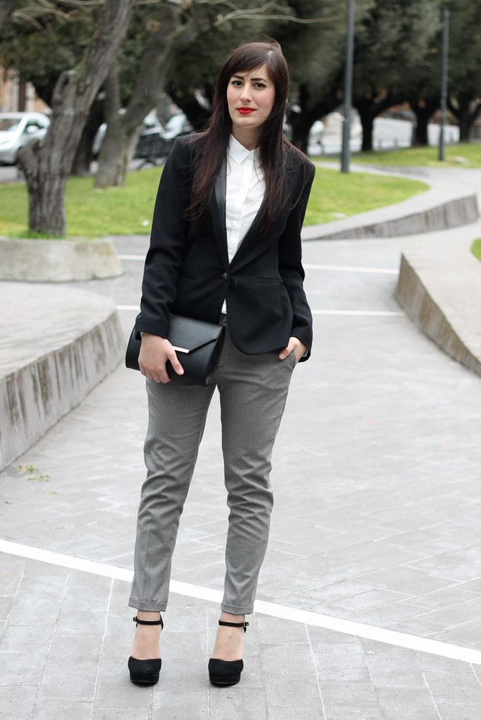 outfit-pasqua-garconne-boyish-elegante-camicia-bianca-blazer-5