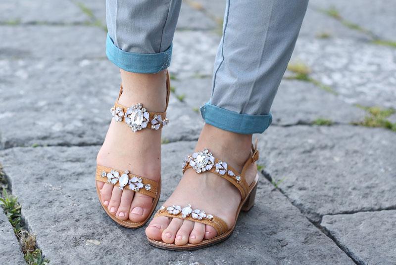 sandali gioiello gardini spirit