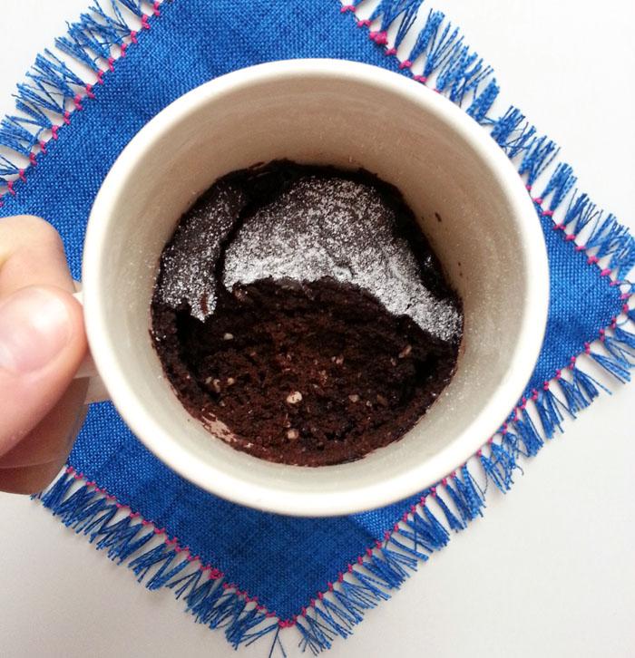 Ricetta Mug Cake