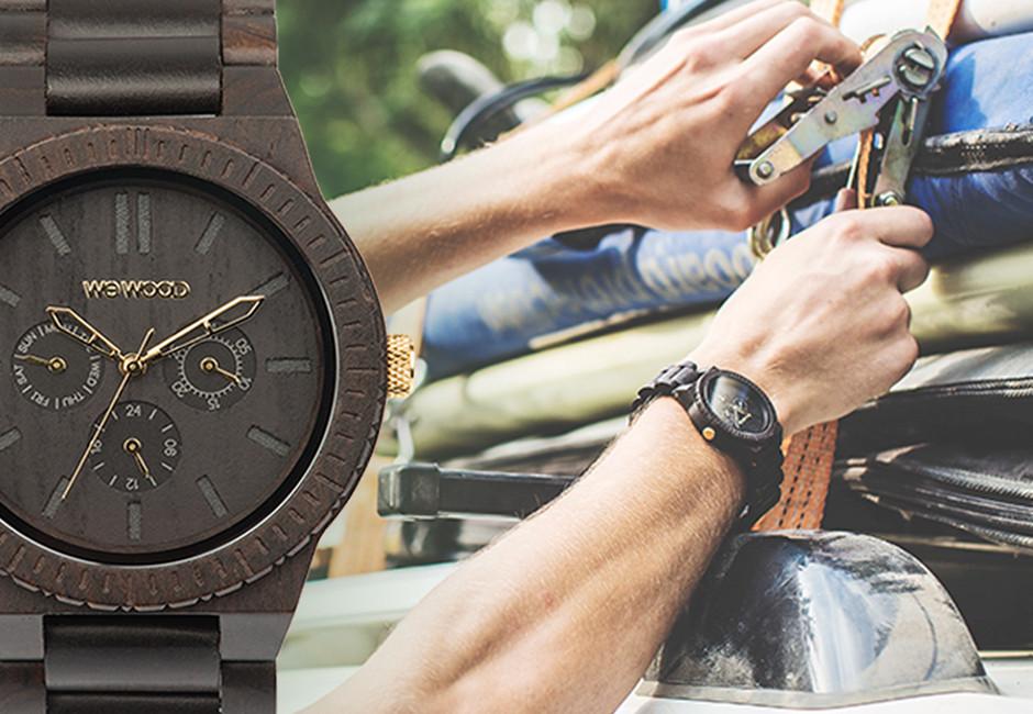 orologi legno wewood