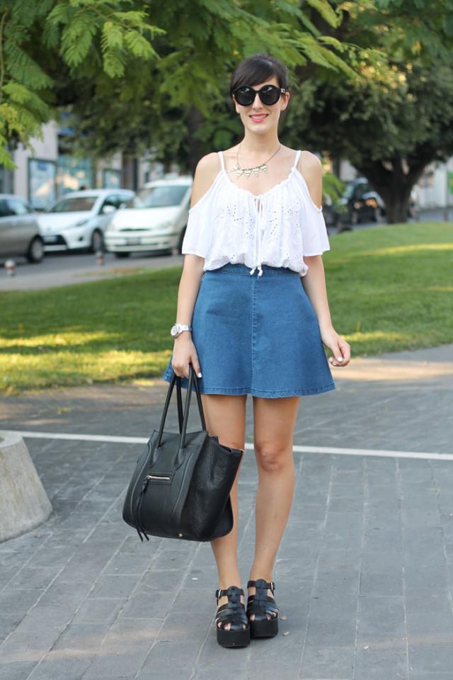 outfit-anni-90-gonna-jeans-scarpe-cult-shoes-borsa-celine-4