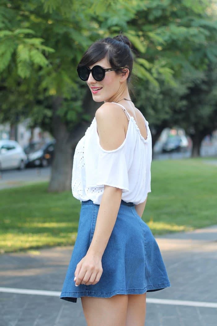 outfit-anni-90-gonna-jeans-scarpe-cult-shoes-borsa-celine-6