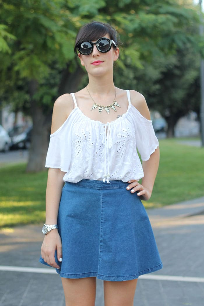 outfit-anni-90-gonna-jeans-scarpe-cult-shoes-borsa-celine-7