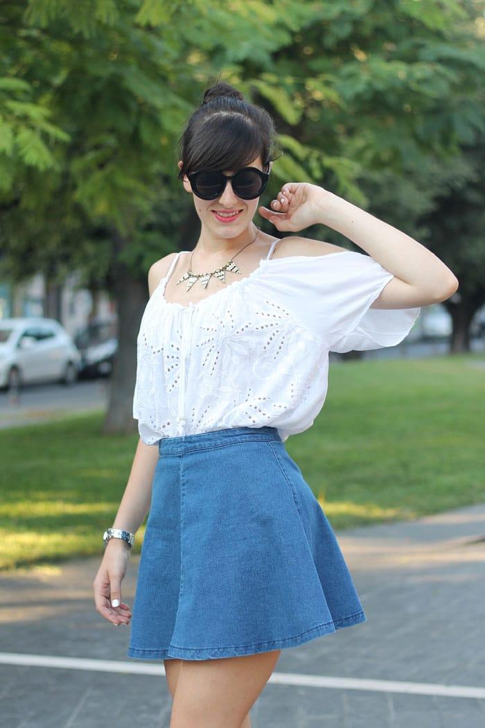 outfit-anni-90-gonna-jeans-scarpe-cult-shoes-borsa-celine-8