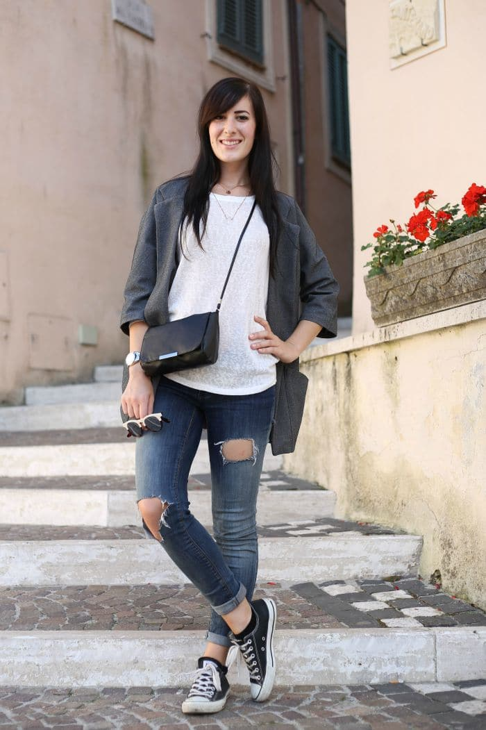 outfit-casual-essenziale-jeans-skinny-converse-blazer-2
