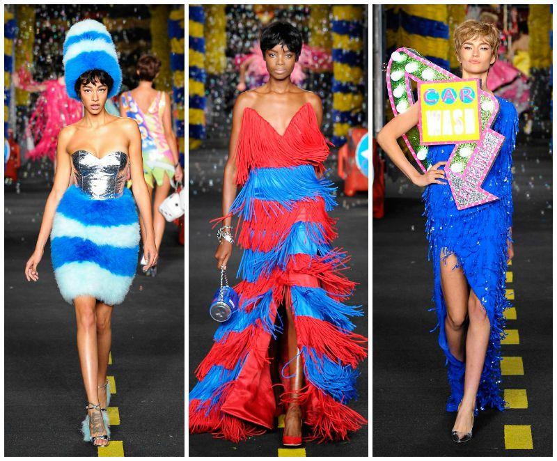 sfilata fashion week milano jeremy scott moschino pe 2016