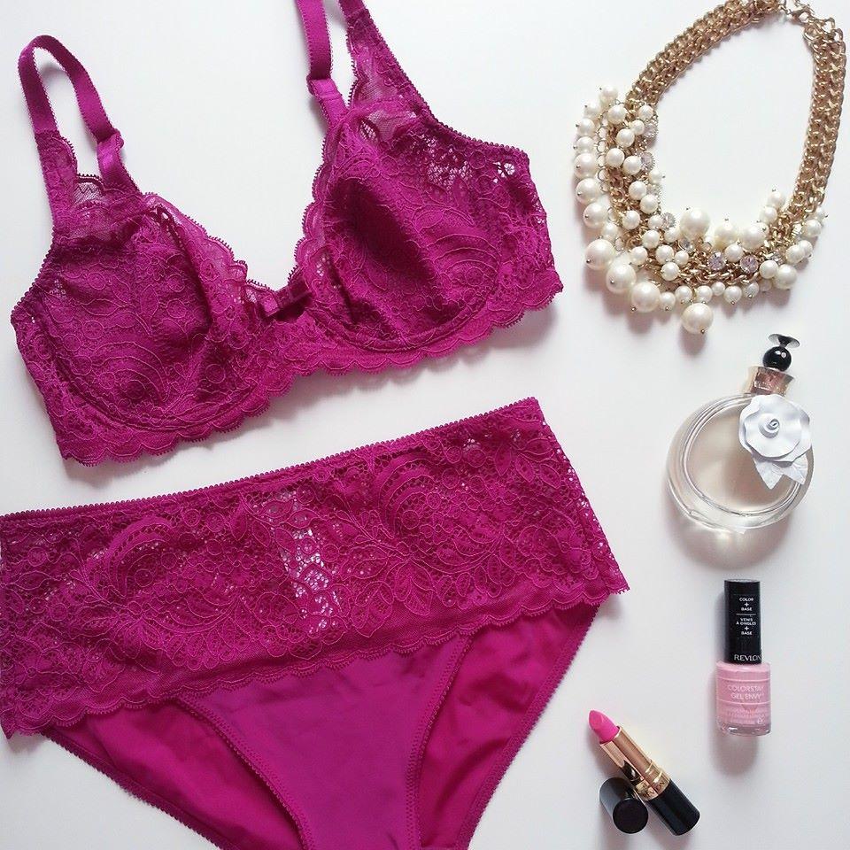triumph fitting experience lingerie amourette
