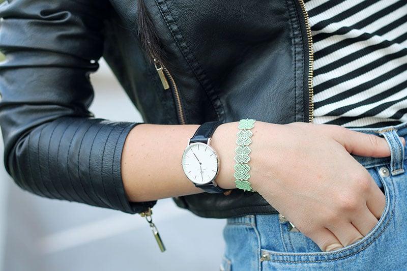 orologio-daniel-wellington-bracciale-quadrifogli-2l8-lab