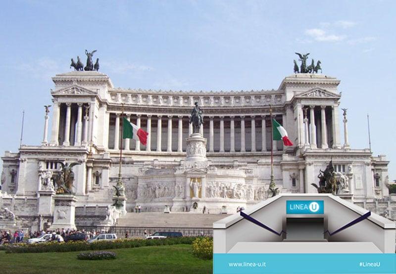 metropolitana-roma-linea-u-piazza-venezia