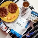 pancake proteici impasto pronto myprotein ricetta