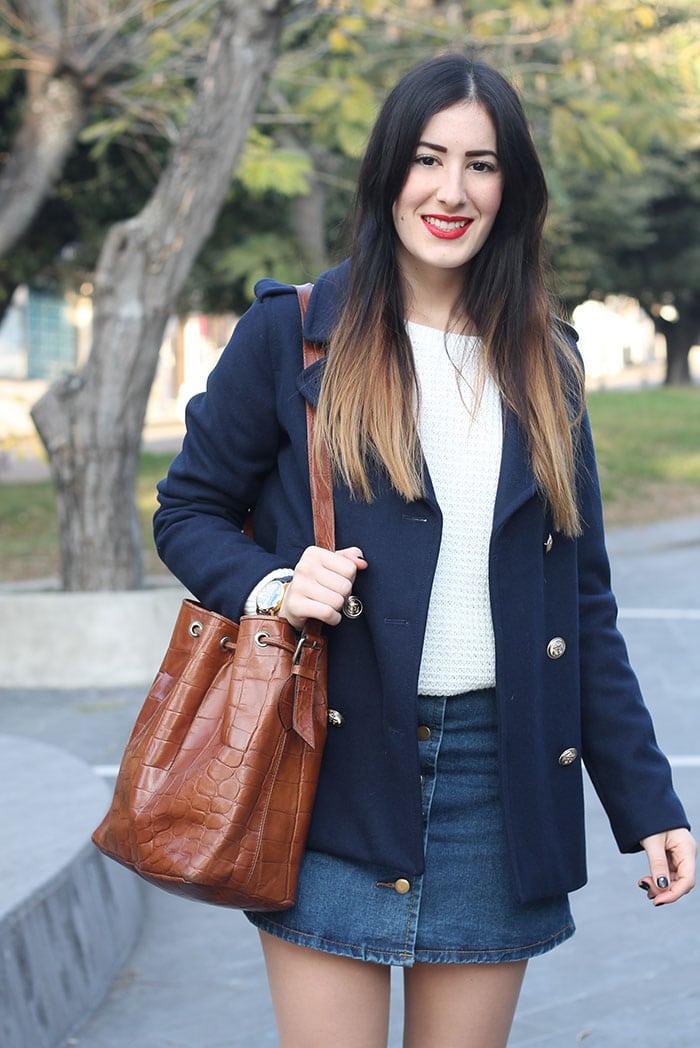 outfit-cappotto-petit-bateau-stivali-cuissardes-gonna-jeans-1