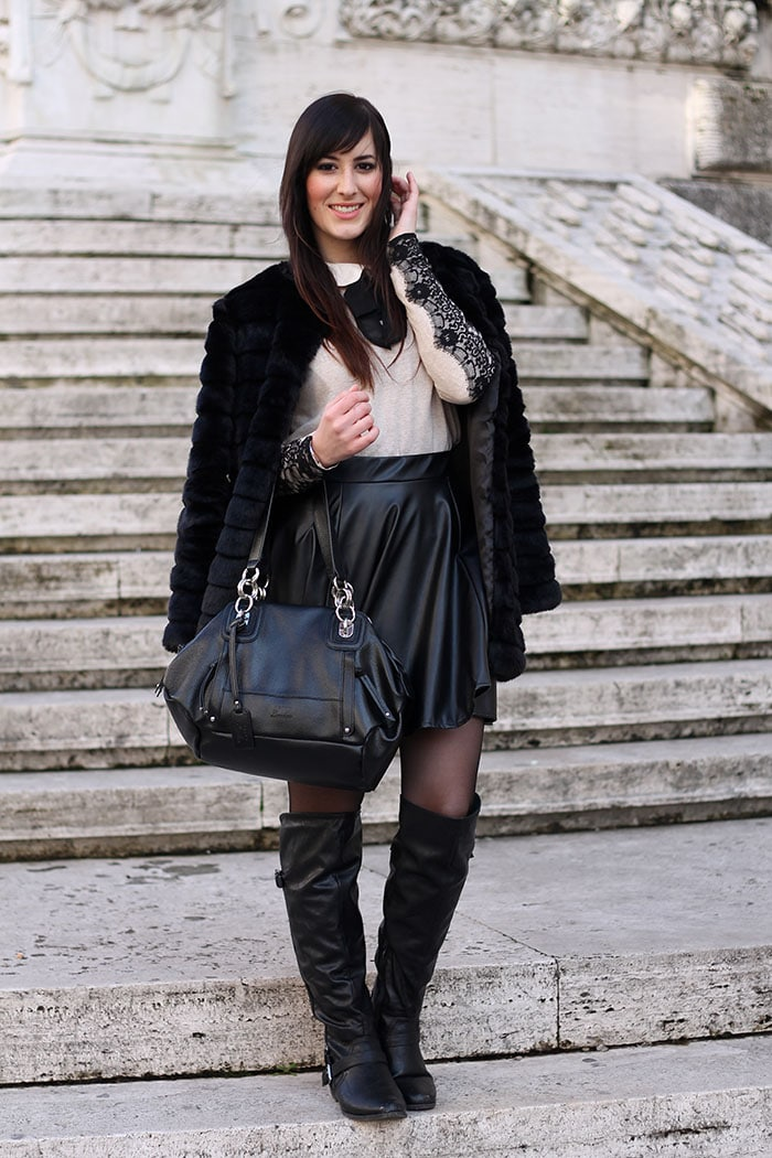 outfit-pelliccia-chicwish-gonna-ecopelle-stivali-over-the-knee-fashion-blogger-roma-8