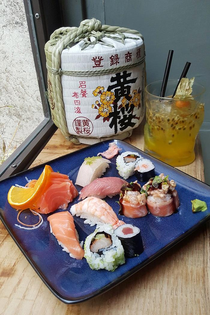 ristorante giapponese Me Geisha Roma