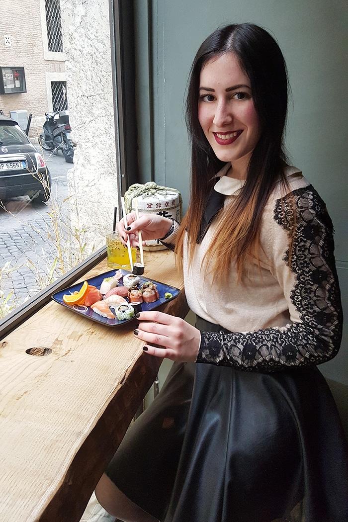me geisha roma sushi ristornate cucina asiatica fusion