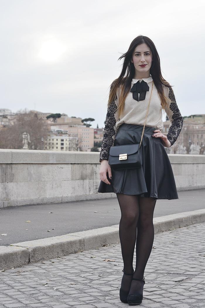 outfit-bon-ton-gonna-ruota-ecopelle-tacchi-2
