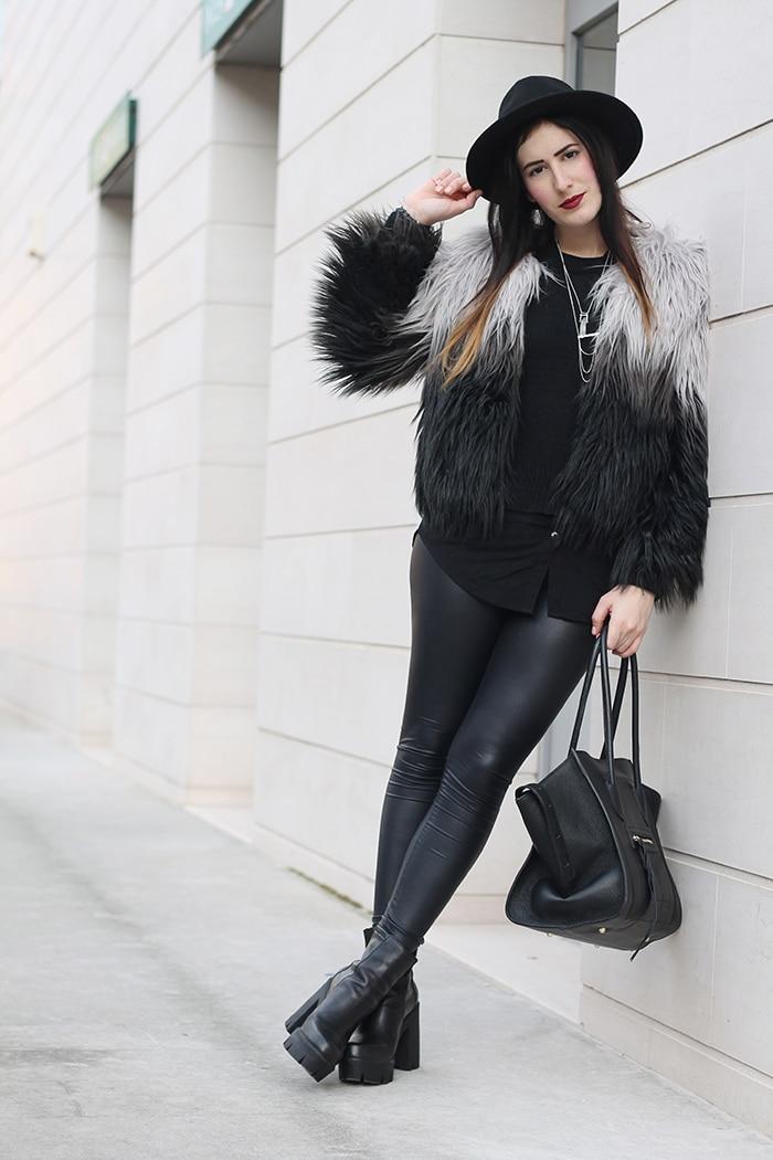 outfit-pellicciotto-grigio-nero-shein-stivaletti-cult-shoes-4a