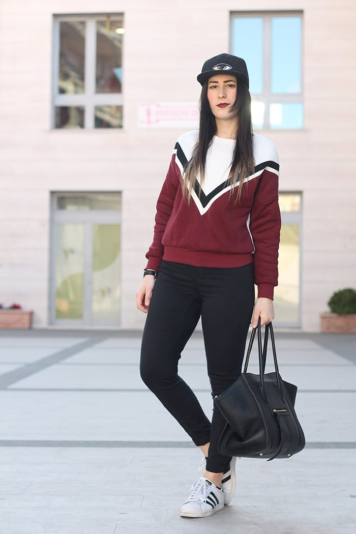 outfit-casual-sportivo-felpa-chicwish-1
