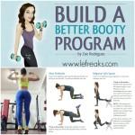 Build a Better Booty Program: la guida per glutei di Zoe Rodriguez