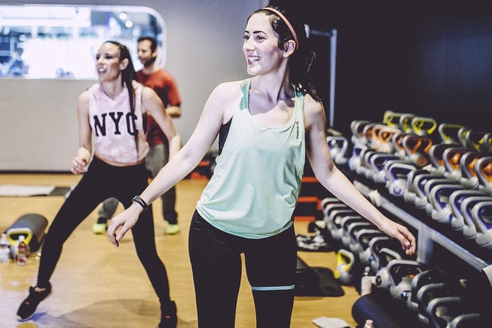 cyberobics nuovi corsi fitness palestre mcfit