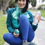 idratazione sport bere acqua crema viso biotherm