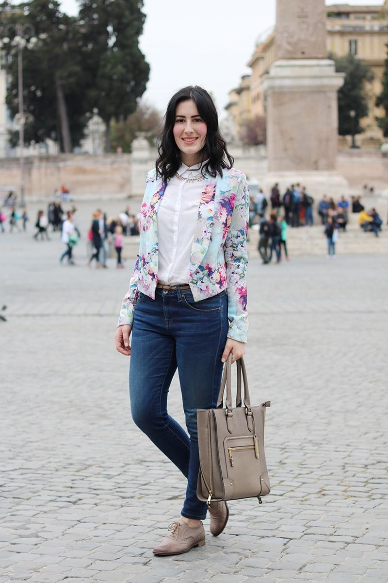 outfit-primavera-blazer-floreale-stringate-pittarello-fashion-blogger-roma-3