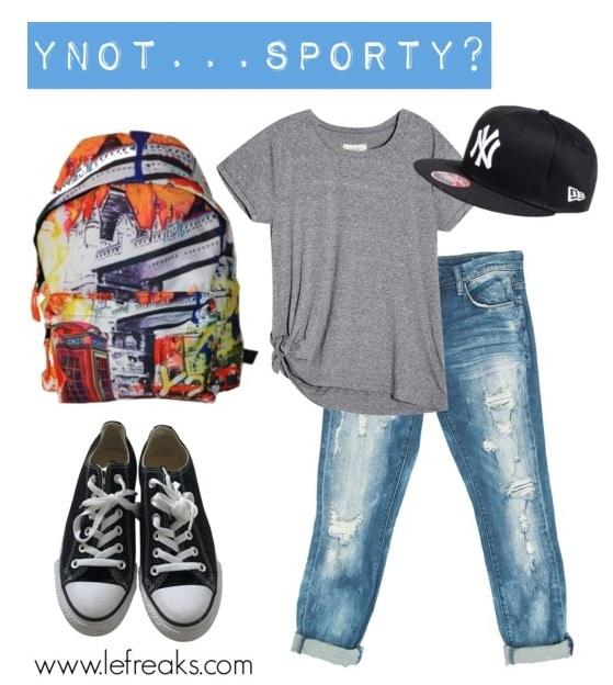 borse ynot primavera estate 2016 outfit sportivo