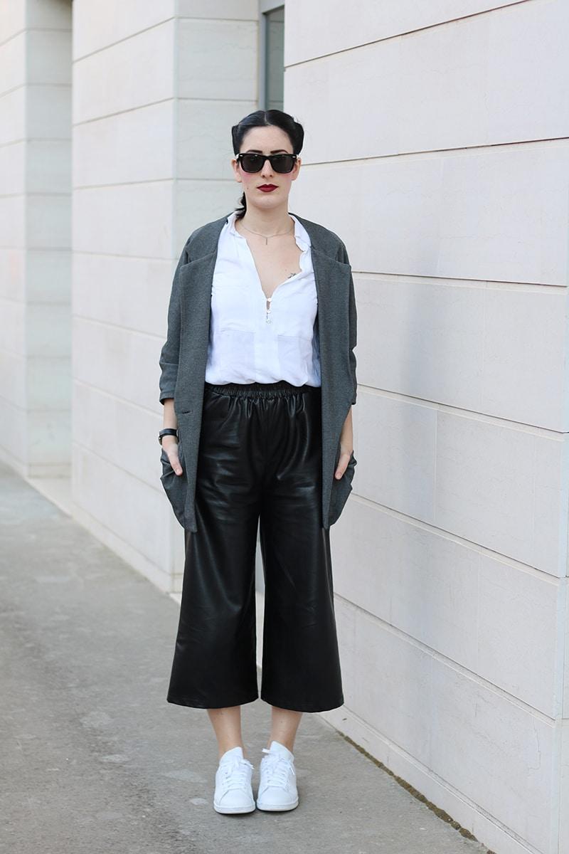 E Freaks Boxer Pantaloni Con Braids Le Culotte Un Outfit Casual RnxPfP