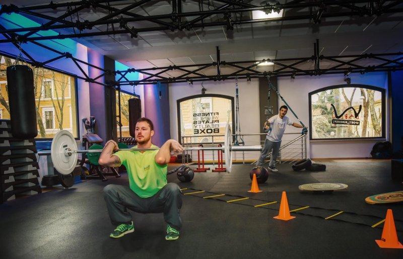 palestre dabliu roma centri fitness