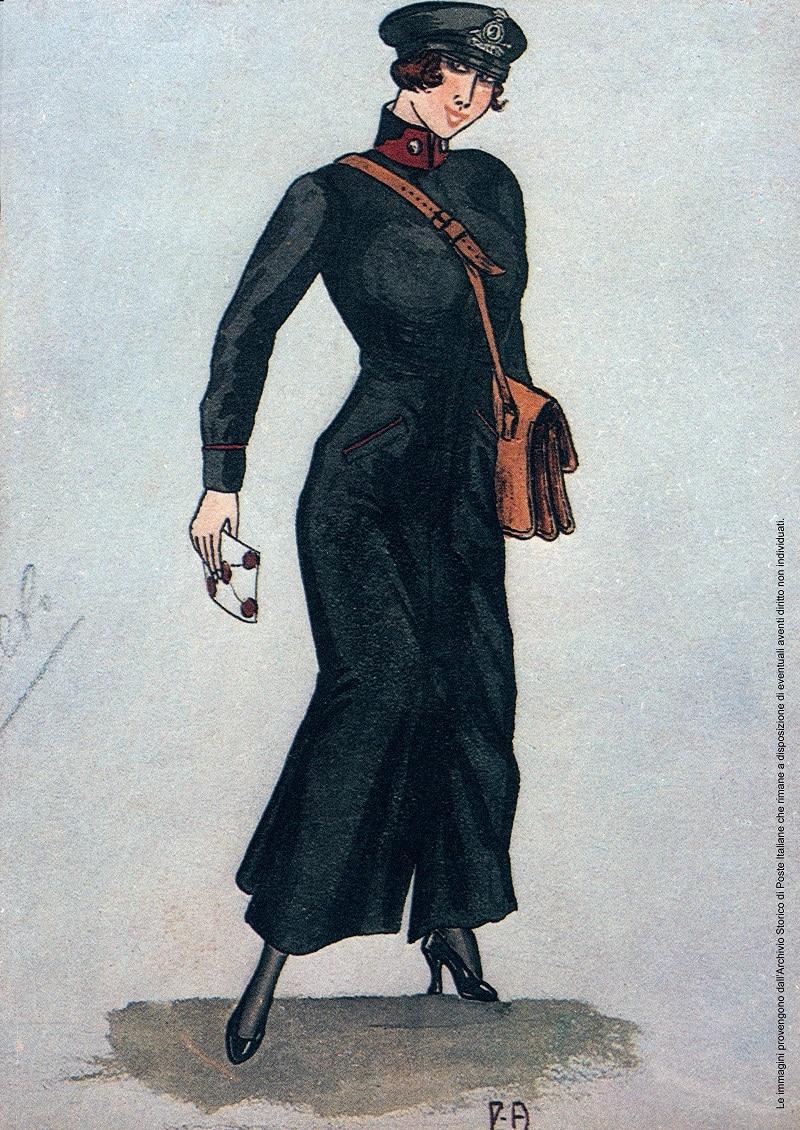 poste-italiane-divisa-foto-archivio-storico-1