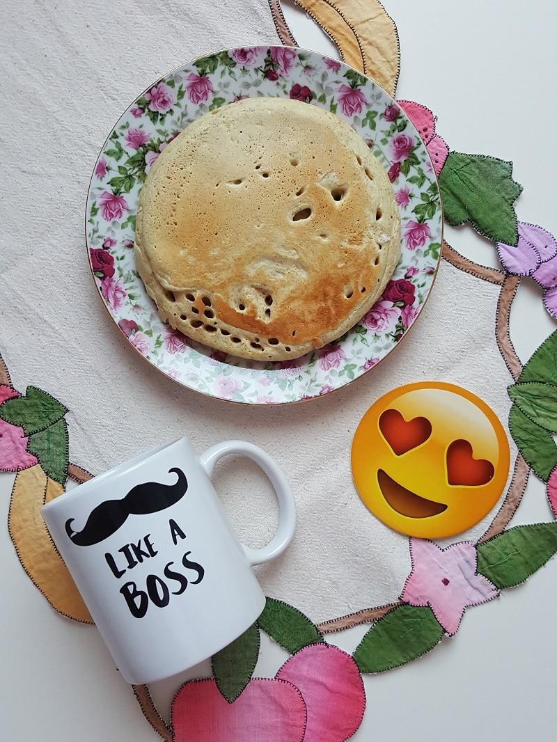 ricetta pancakes proteici con ablume dieta sportiva