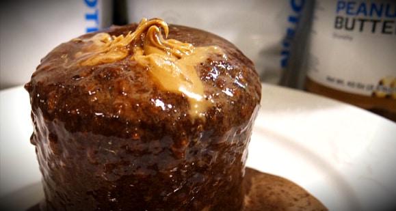 ricetta Mug Cake proteiche