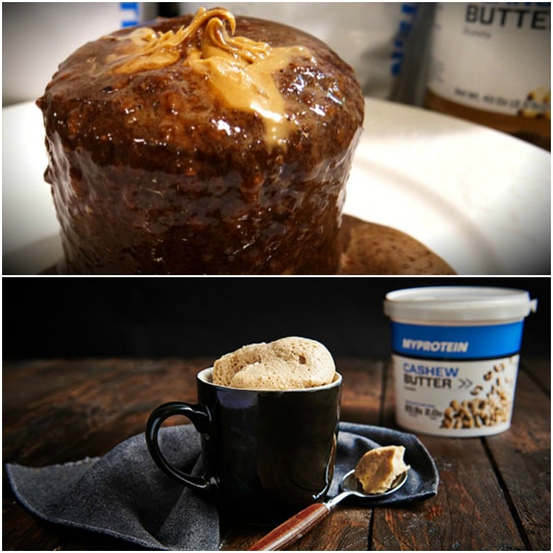 ricetta-mug-cake-proteica-myprotein-dieta-sportiva