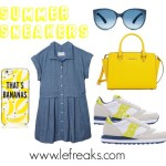 come indossare le sneakers in estate proposte outfit