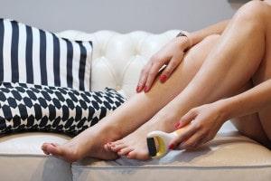 manicure pedicure scholl velvet smooth roll piedi kit elettronico unghie recensione