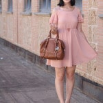 outfit estivo rosa bon ton gioielli boccadamo