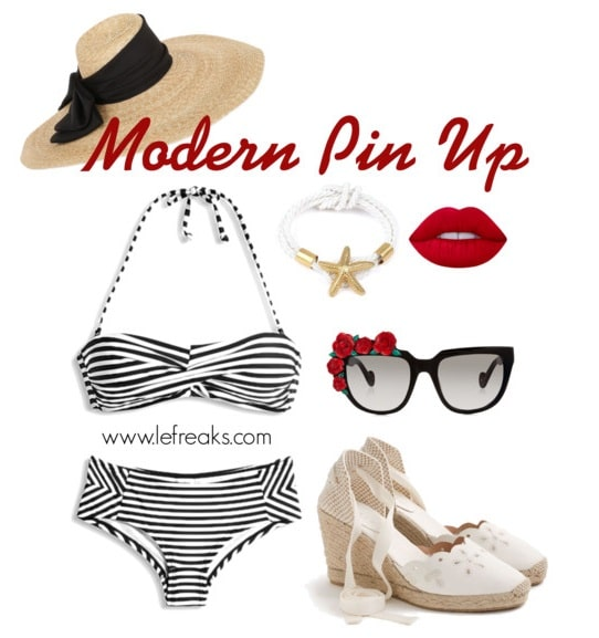 outfit-spiaggia-mare-costume-esprit-vintage-pinup-2