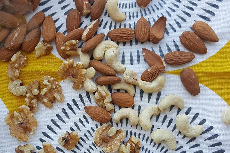 benefici della frutta secca