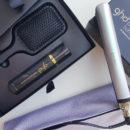 cura capelli recensione piastra ghd platinum spazzola paddle brush heat protect spry