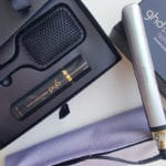 cura capelli recensione piastra ghd platinum spazzola paddle brush heat protect spry