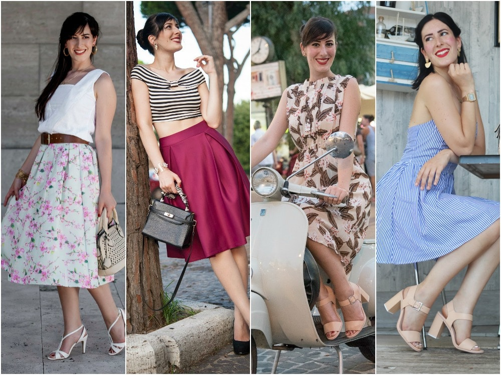 come-vestirsi-stile-anni-cinquanta-pinup-vintage