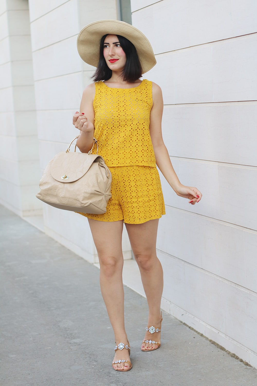 outfit-estate-completino-giallo-shein-1