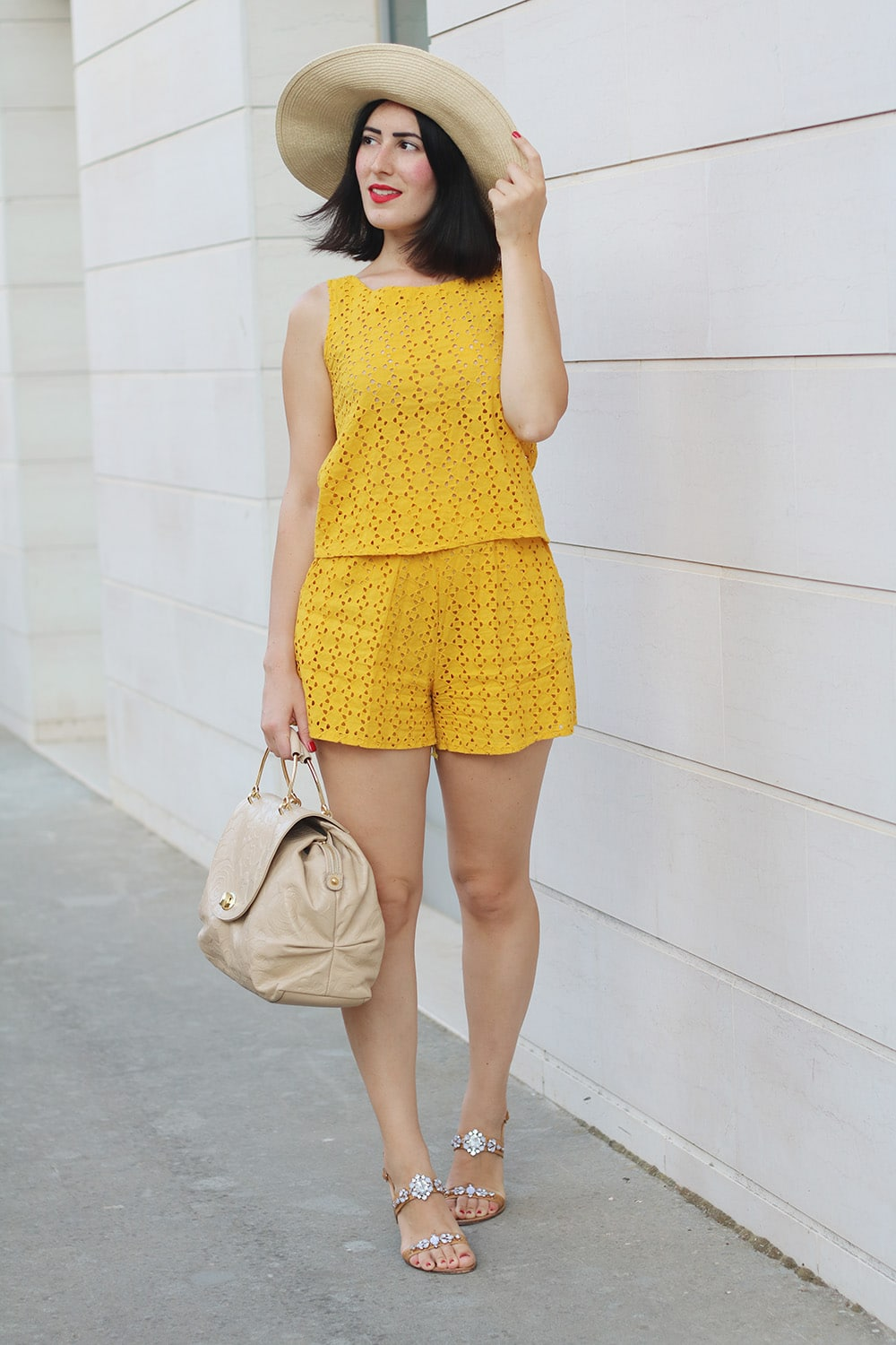 outfit-estate-completino-giallo-shein-2