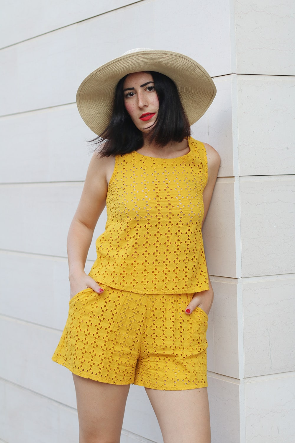 outfit-estate-completino-giallo-shein-4