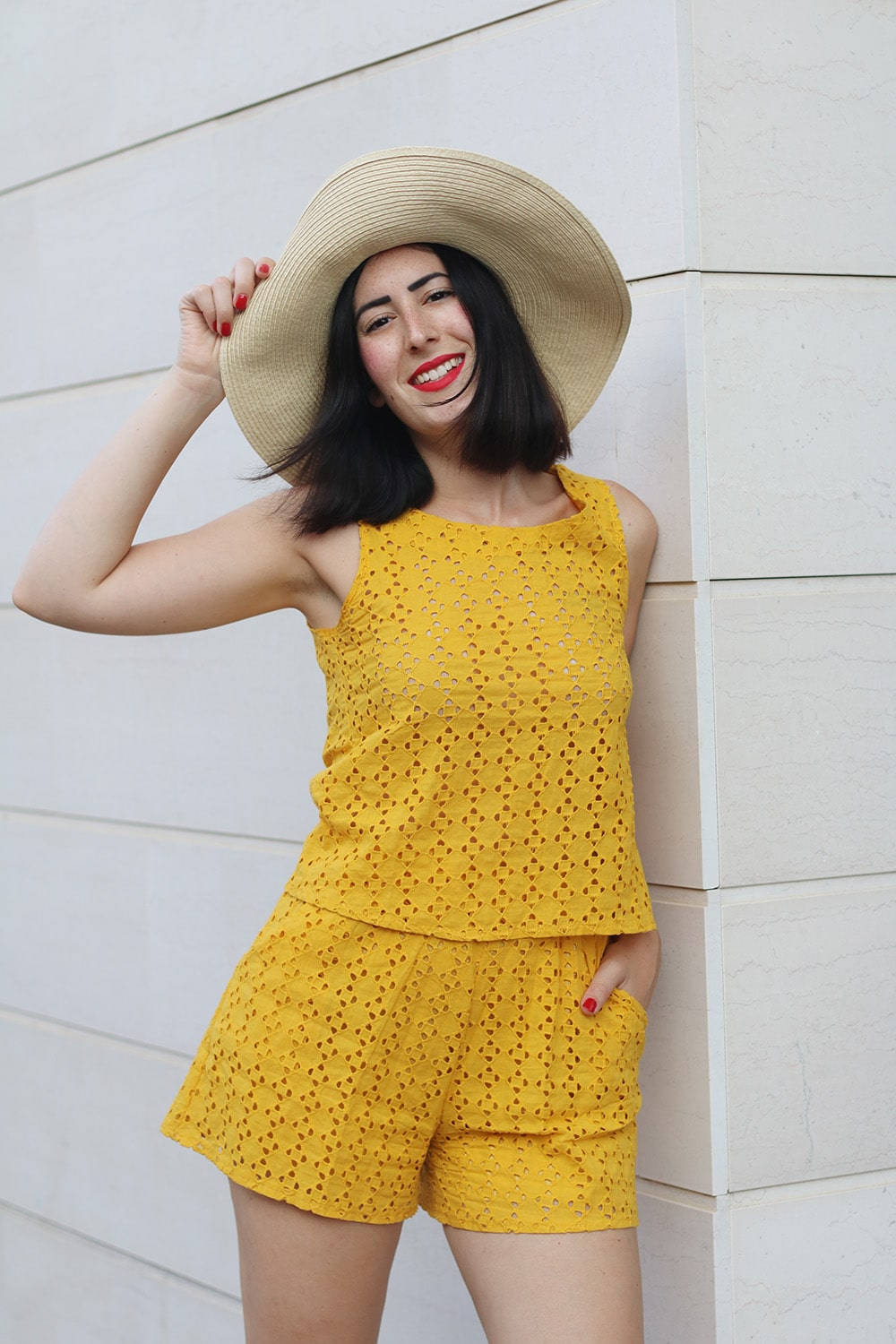 outfit-estate-completino-giallo-shein-7
